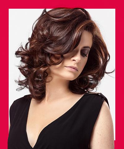 Длинные объемные волосы от MOSER. Пошаговое руководство